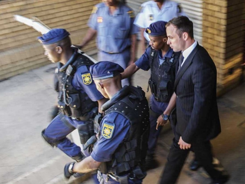 Oscar Pistorius: From Olympic Fame to Jail