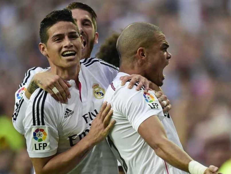 La Liga: Real Madrid Beat Barcelona 3-1 on Luis Suarez's Debut