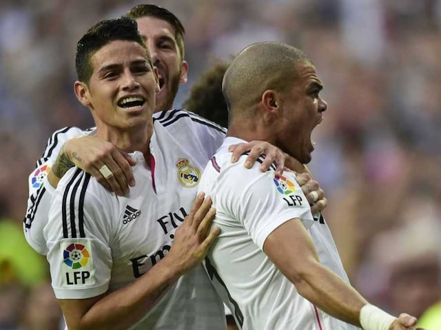 Pepe Extends Real Madrid Contract Until 2017