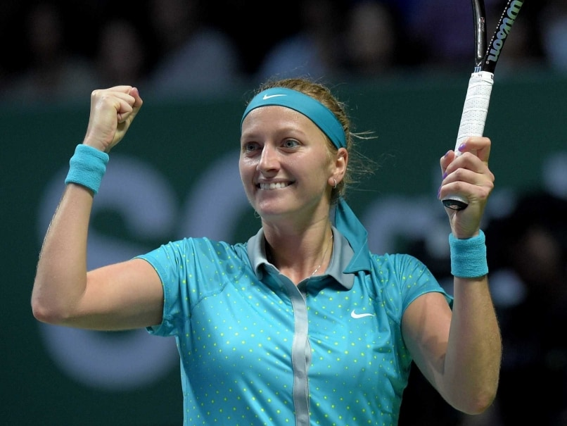 Petra Kvitova Wins to End Maria Sharapova's Shot at No. 1