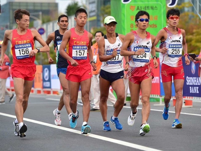 Asian Games: Indians Finish Fourth, Fifth in 50km Race Walk