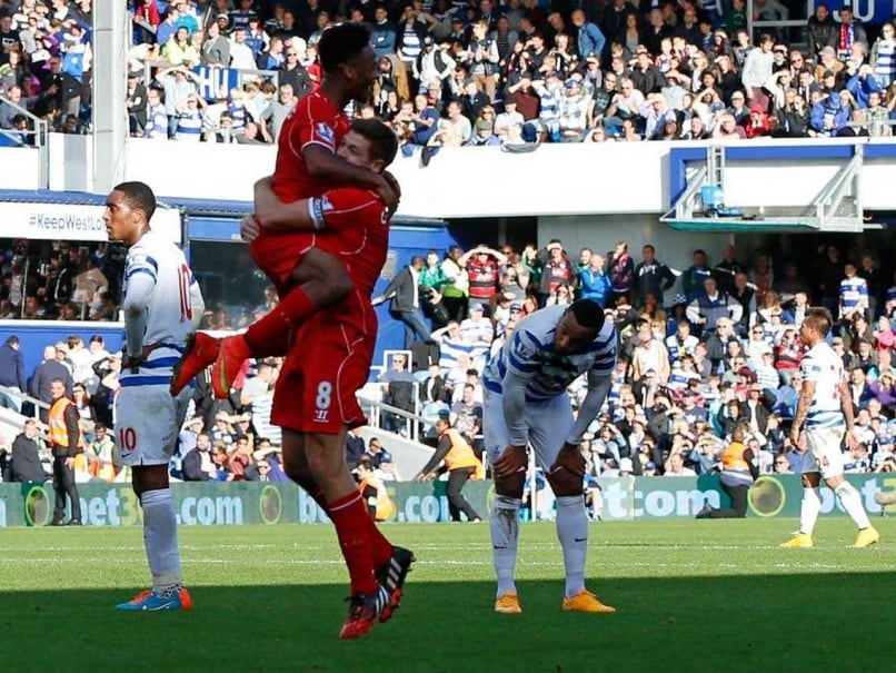Raheem Sterling Makes a Point in Liverpool's Thrilling Win vs QPR