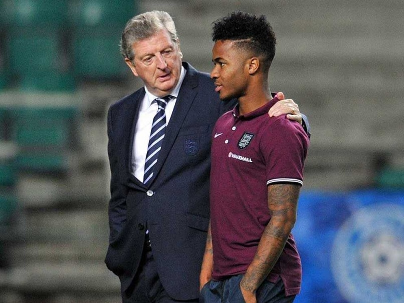 Roy Hodgson Defends Decision to Rest 'Tired' Raheem Sterling