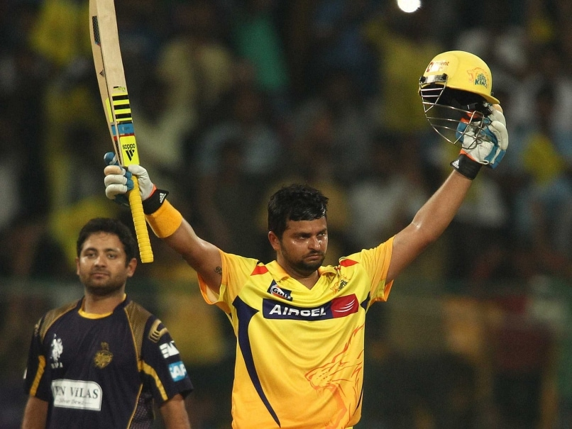 Chennai Super Kings Superstar Suresh Raina Sets Multiple CLT20 Records