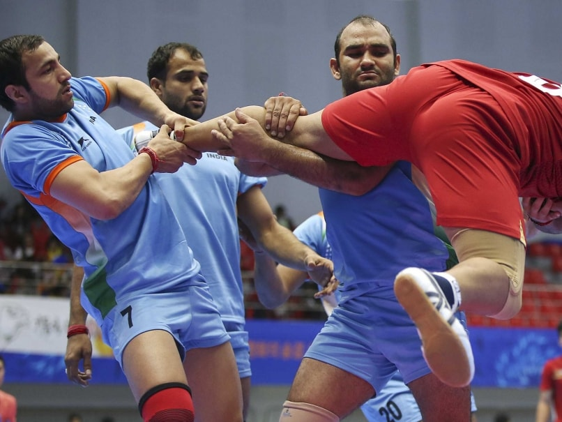 Pro-Kabaddi League Helped us Prepare for Asian Games, Says India Captain Rakesh Kumar
