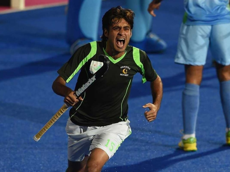 Rizwan hockey
