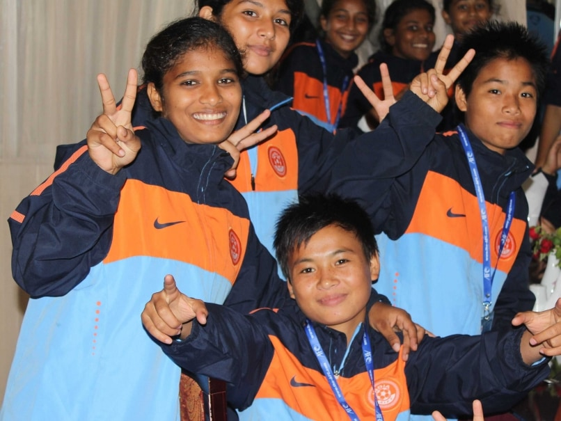 Indian Women Defeat Bangladesh 2-1 in AFC U-16 Football