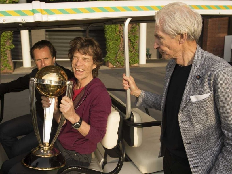 Rolling Stones Connect With Cricket, Get Set for World Cup