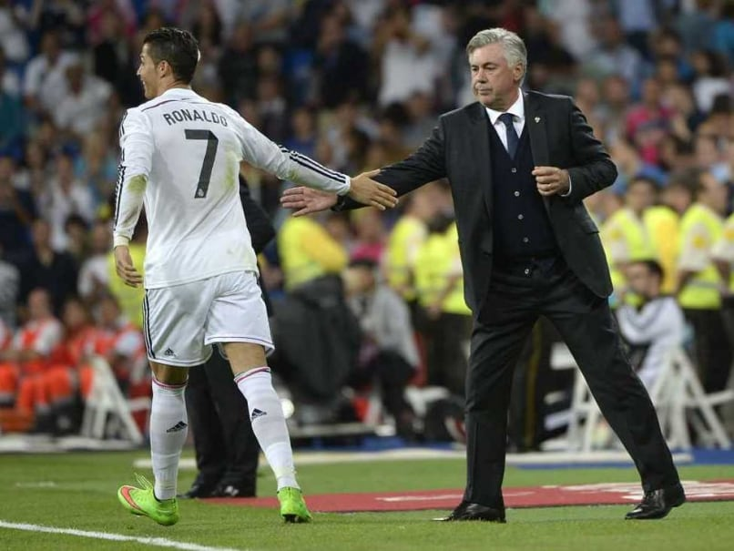 Cristiano Ronaldo the Best I Have Ever Coached: Carlo Ancelotti