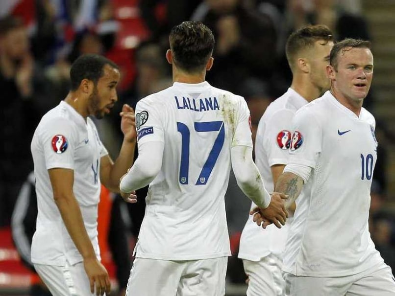 Euro 2016 Qualifiers: Wayne Rooney on Mark as England School San Marino 5-0