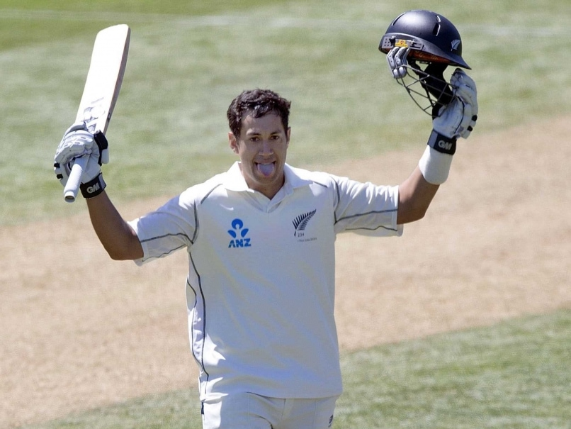 Ross Taylor Unsure of Fitness Ahead of First Test vs Pakistan