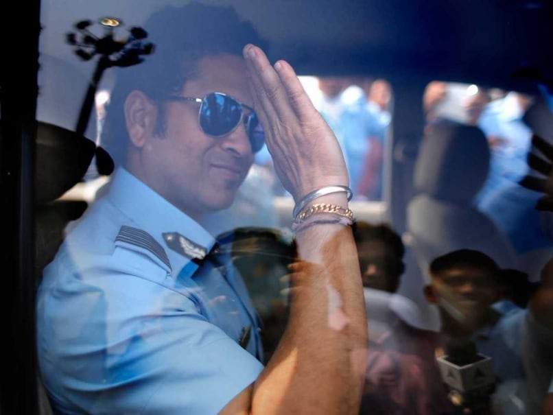 Sachin Tendulkar air force 2