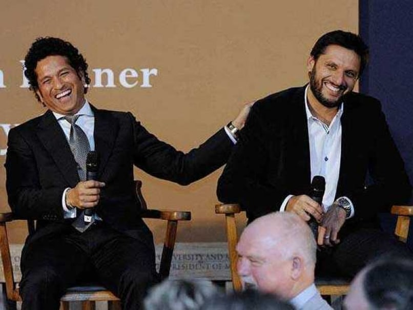 Sachin Tendulkar, Rahul Dravid to Play Exhibition Match in Pakistan?