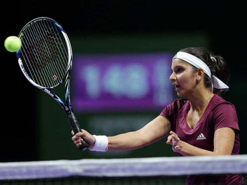 Sania Mirza Can't Wait to Play in Roger Federer's Team in IPTL