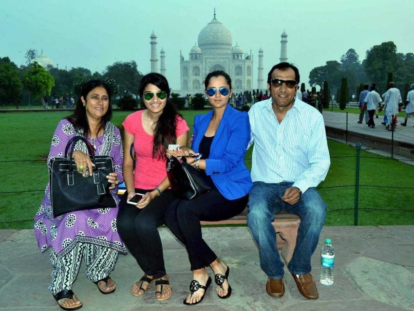 Sania Mirza Taj Mahal 6