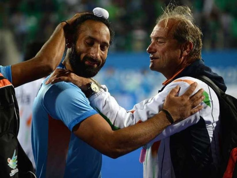 Asian Games Gold Result of Strategy & Hard Work: Sardar Singh