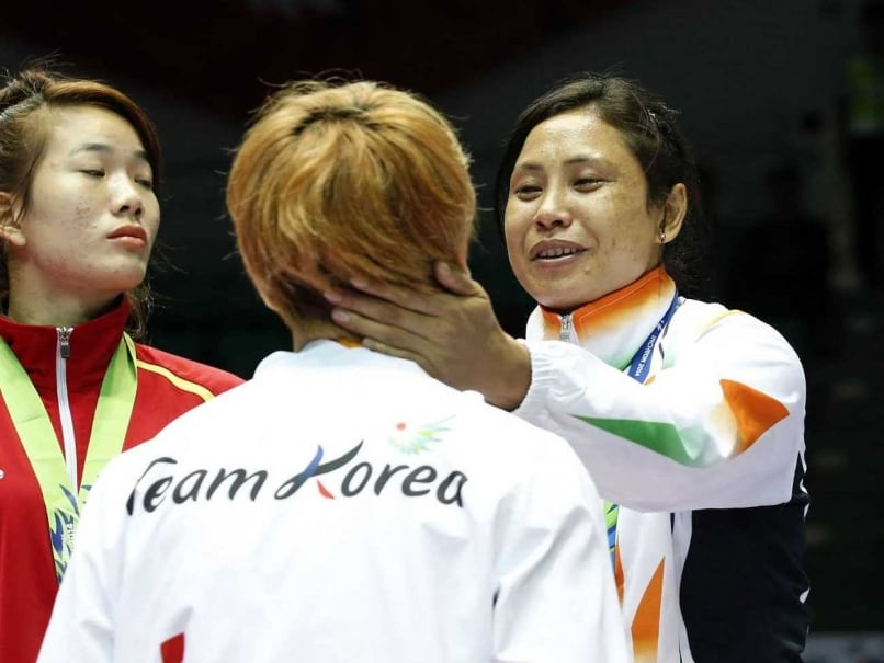 Sarita Devi Given 'Strong Warning' After Asian Games Medal Protest