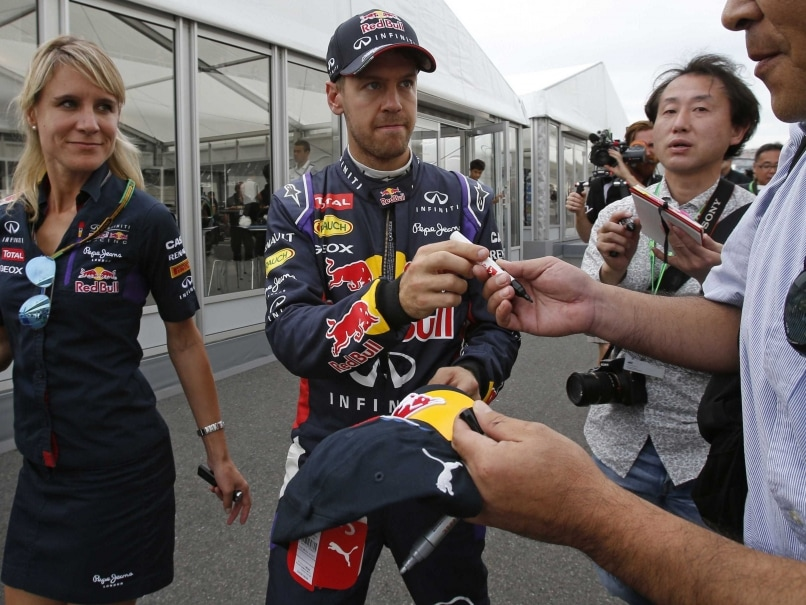Can the Prancing Horse Shift Sebastian Vettels Career to Top Gear Again?