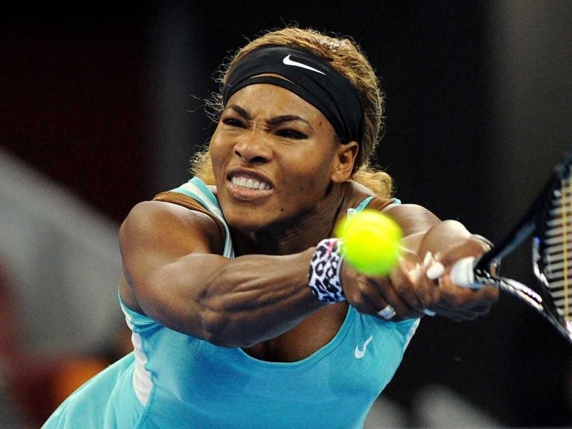 Serena Williams Out of China Open with Injury