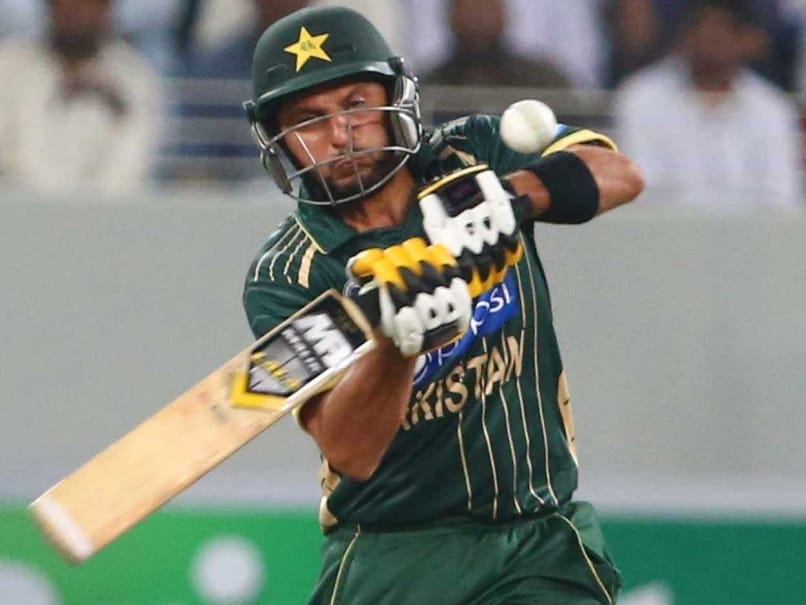 Pakistan Cricket Board Chief Blasts 'Irresponsible' Shahid Afridi Over Captaincy Statement