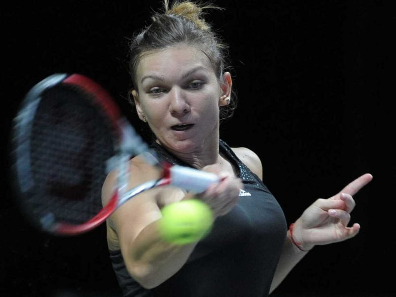Simona Halep Says Serena Williams Wipe-Out Beyond Her Dreams