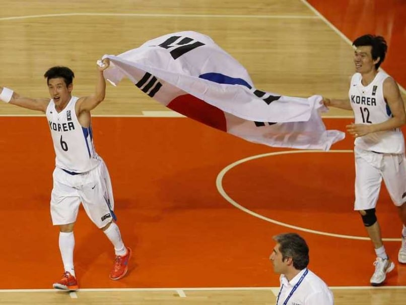 Asian Games: South Korea Men Dunk Iran to Win Basketball Gold