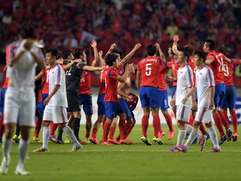 Asian Games Football: South Korea Beat North to Dramatic Gold