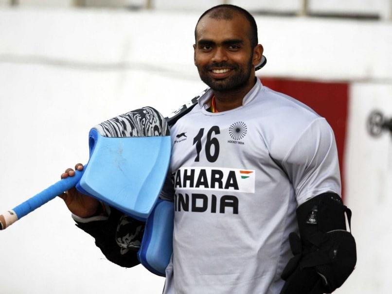 Indian Hockey Team Focused on Rio Olympics: PR Sreejesh