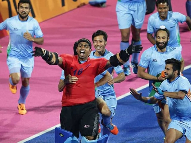 Pakistan Fans Chants Fired me up in Hockey Final, Says P.R. Sreejesh