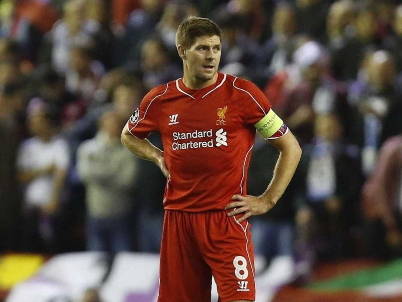 Steven Gerrard Not Sure of Being a Liverpool F.C. Player Next Season
