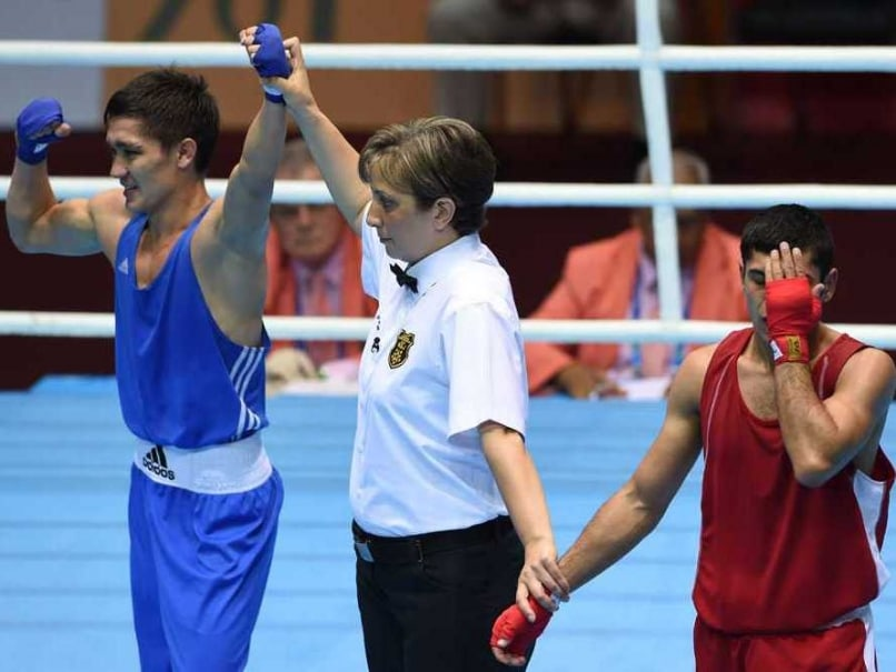 Asian Games: Kazakhs Lords of the Ring With Six Golds
