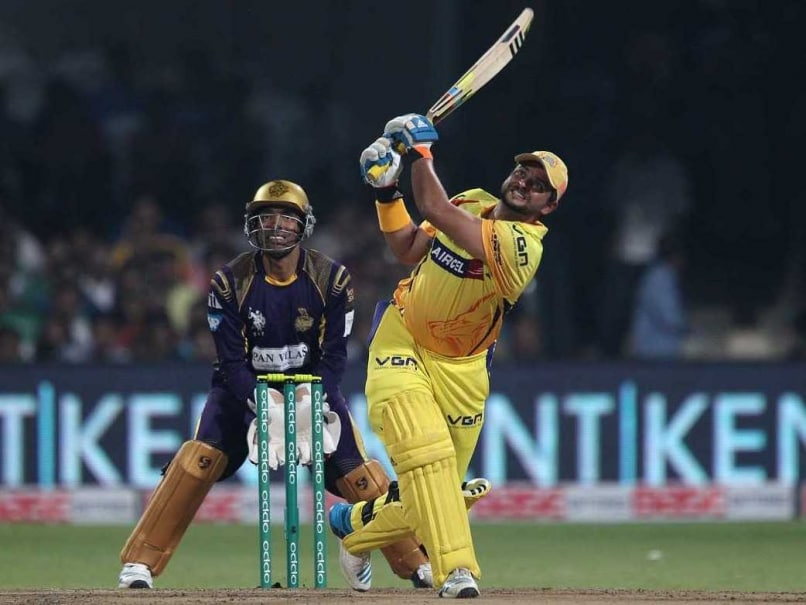 Suresh Raina's Maiden CLT20 Hundred Powers Chennai's Dominating Victory in Final