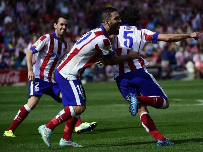 La Liga: Atletico Madrid Beat Espanyol 2-0, Move Within Five Points of Barcelona