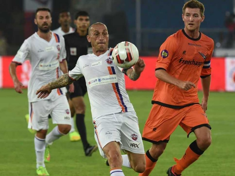 ISL: FC Pune City Gears up for Clash Against Kerala Blasters