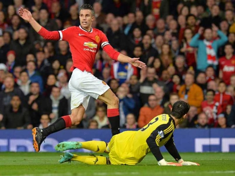 EPL: Robin Van Persie Salvages 1-1 Draw for Manchester United F.C. vs Chelsea F.C.