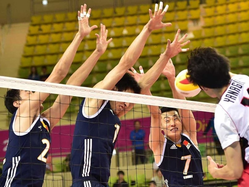 Asian Games 2014: China