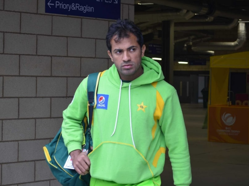 Pakistan Pacer Wahab Riaz Ruled Out of Test Series vs Australia