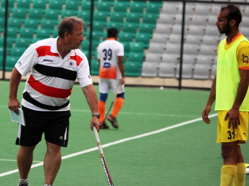 Terry Walsh Flies Home, Leaves Indian Hockey in Lurch Weeks Before Champions Trophy