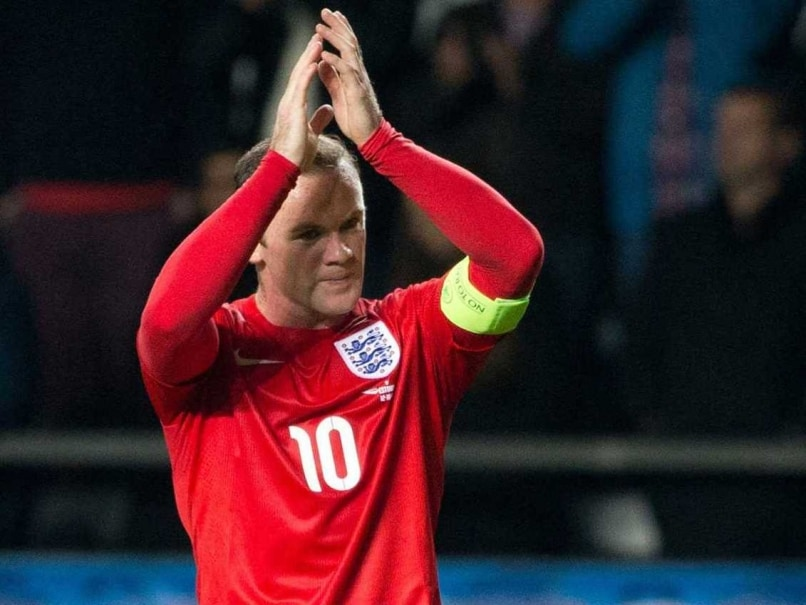 Wayne Rooney Gets Manchester Derby All-Clear From Louis van Gaal