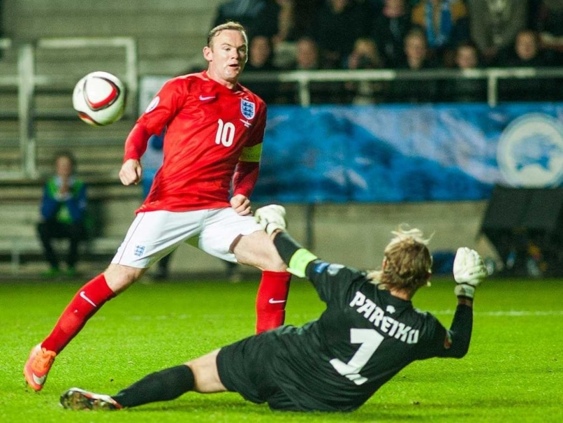Wayne Rooney Scores as England Labour to Win vs Estonia
