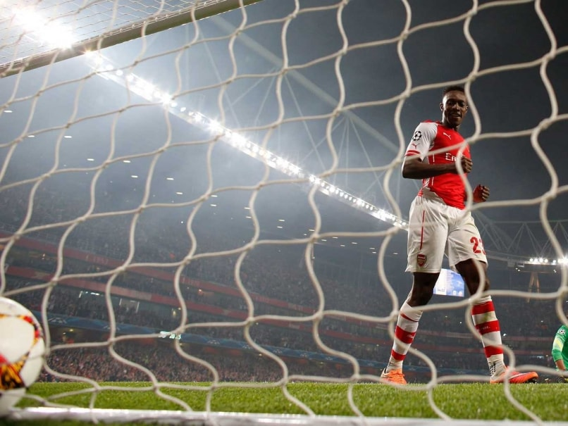 Danny Welbeck Taunts Manchester United After Champions League Hat-trick