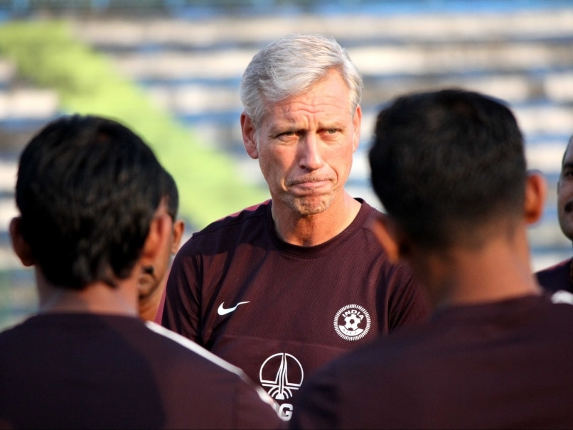 India Begin Search For New Football Coach After Wim Koevermans Quits