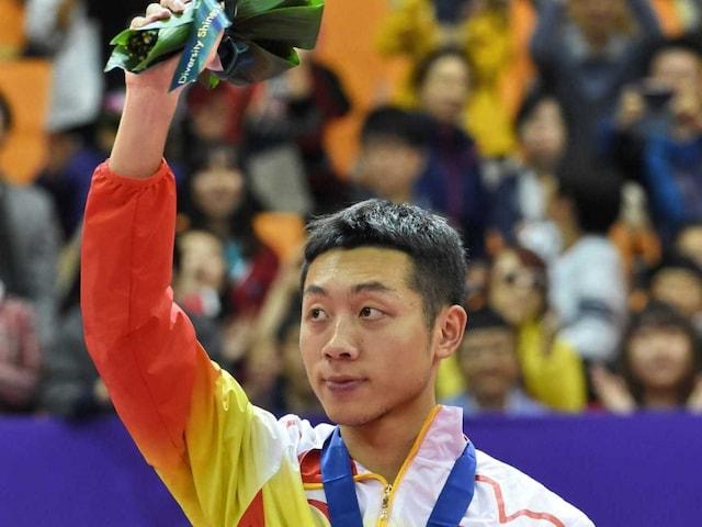 Asian Games: Xu Xin Overcomes Fan Zhendong to Win Table Tennis Gold