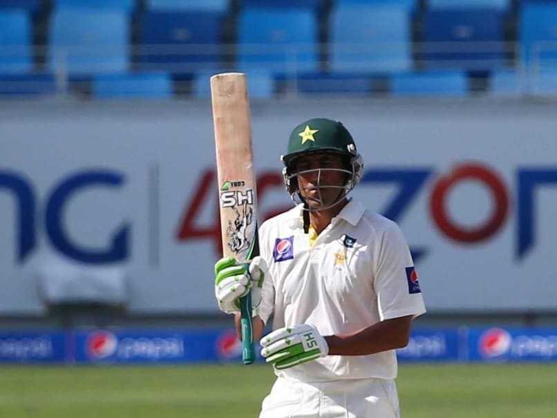 1st Test, Day 1: Ton-Up Younis Khan Carries Pakistan to 219/4