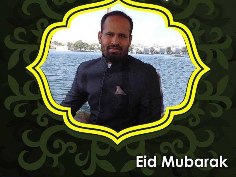 Yusuf Pathan Eid