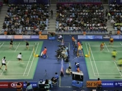 World Badminton Championships 2017 to be Hosted in Glasgow