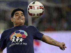 Diego Maradona Undergoes Second Gastric Bypass Surgery