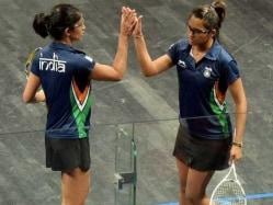 Joshna Chinappa, Dipika Palikal Enter Quarter-Finals of Hong Kong Tournament