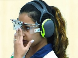 Rio Olympics: Shooters Sandhu, Chenai Keep Hopes Alive, Heena Exits