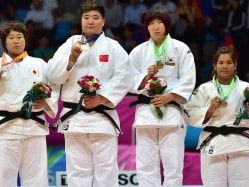 Asian Games: Judoka Kim Eun-Kyeong Wins Bronze With Dislocated Shoulder